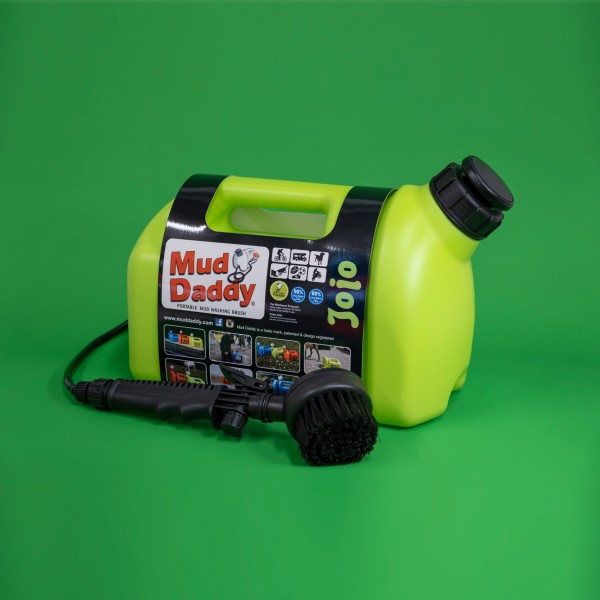 Mud Daddy Portable Cleaning System - 5 & 8 Litre Sizes